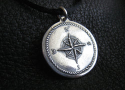 Custom Design  Medallion Pendant in Sterling Silver  - EXAMPLE