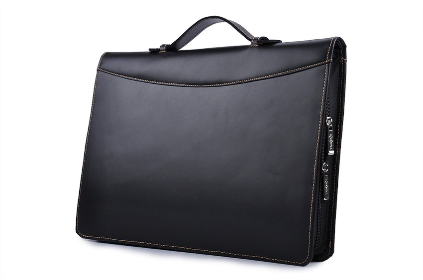 Housse de transport MacBook étui cuir Housse d'Ordinateur Portable