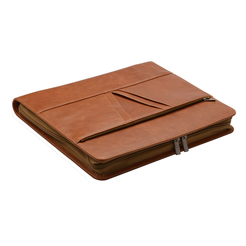 pad en cuir cas tablette support pour ipad air notepad
