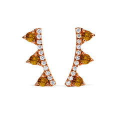 Jaws Earrings