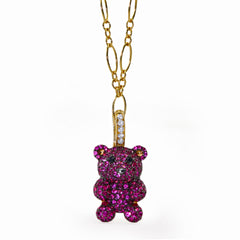 Gummy Bear Clip-On Charm