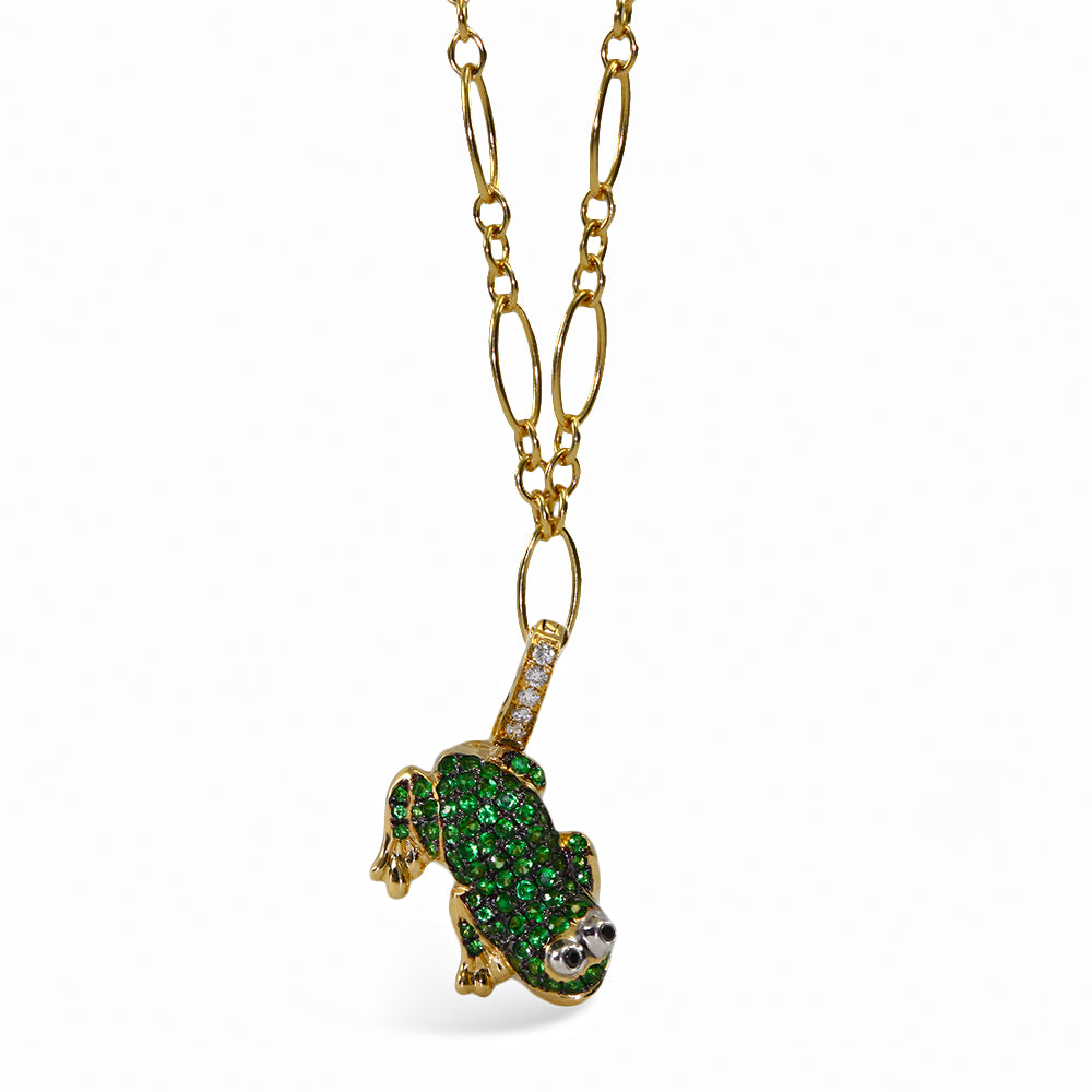 Gummy Froggy Clip-On Charm