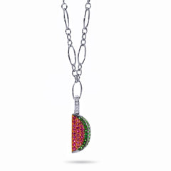 Watermelon Clip-On Charm