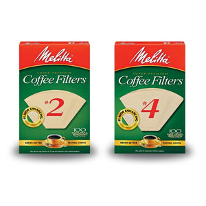 Melitta Filters (100ct)