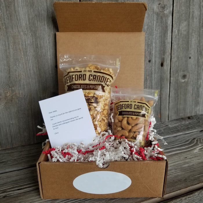 Realtor Thank You Gift Boxes