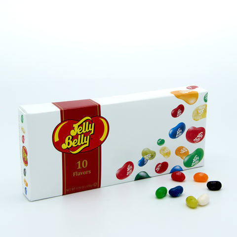 10-Flavor Jelly Belly Gift Box
