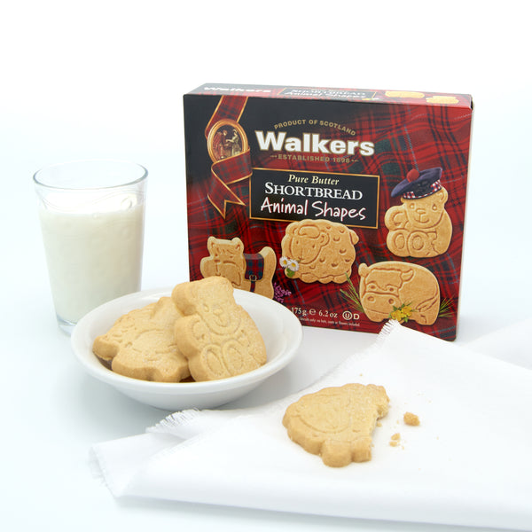 Walkers Shortbread Animal Shapes