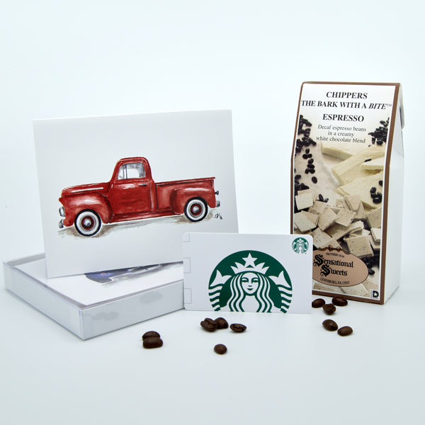 Coffee and Cars Combination Gift
