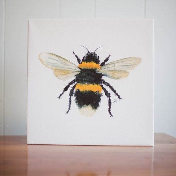 BEE MINE GALLERY WRAPPED CANVAS