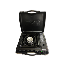 1-Burner High Performance Portable Stove w/ Carrying Case