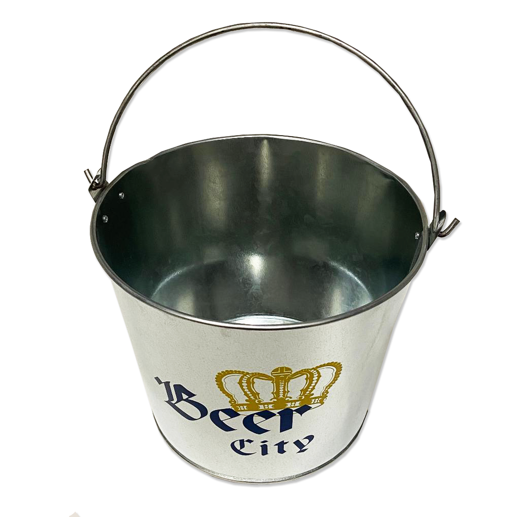 Beer Ice Bucket w/ Logo