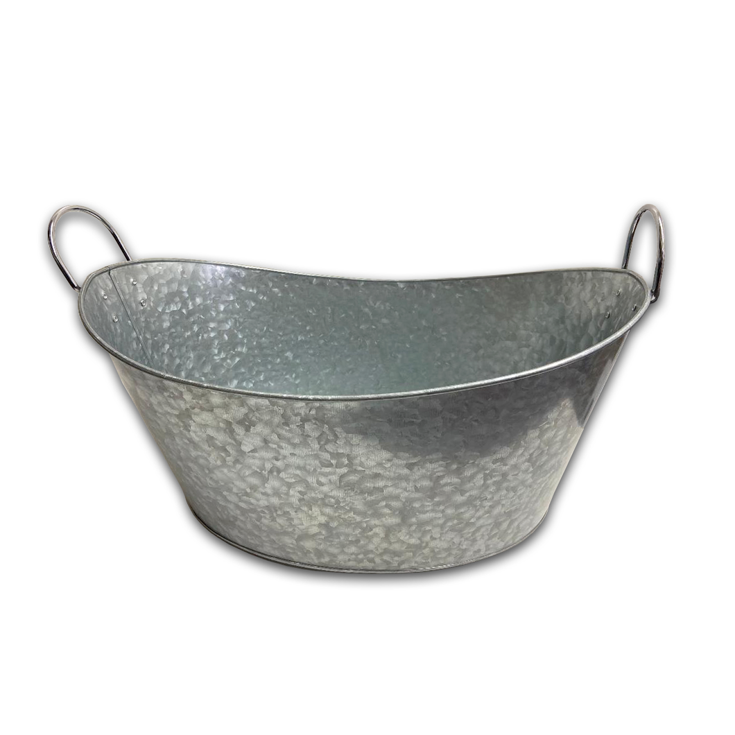 Beverage Party Tub-Silver