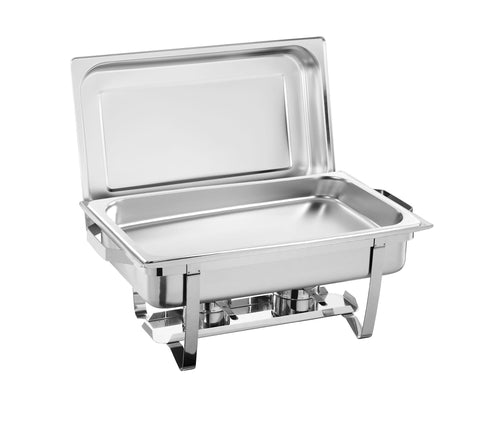8 QT CATERING CHAFER CHAFING DISH BUFFET FULL SIZE