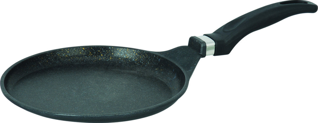 24 CM MARBLE STONE COATING ROUND GRIDDLE NON STICK