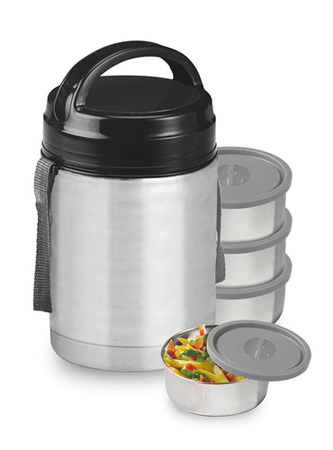 Trendy Stainless Steel Insulated Food Container