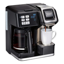 Hamilton Beach 2-Way Flex Brew Single-Serve Coffee Maker