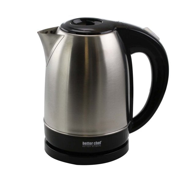 Better Chef Stainless Steel Cordless Electric Kettle