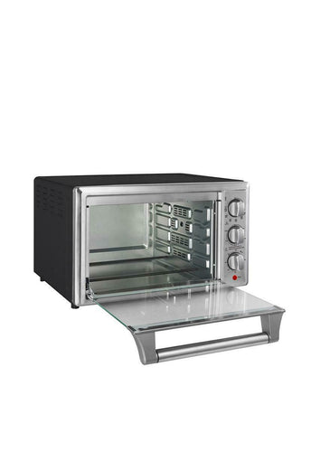 Galanz 6 Slice Convection Toaster Oven - Stainless Steel