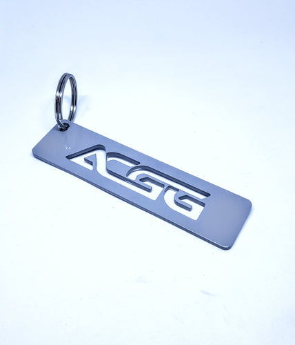 ACGG Tag Grey - Small