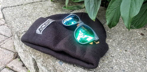 Sunglasses and Toque Bundle
