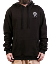 Load image into Gallery viewer, Black Logo Hoody