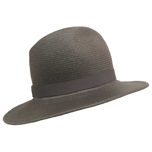 Nomad Packable Fedora Charcoal