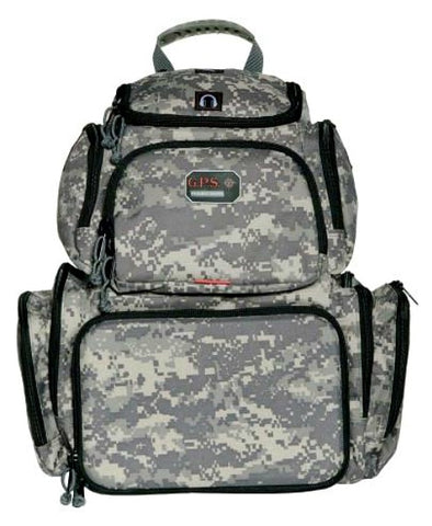 G.P.S. Handgunner Shooting Backpack Digital Camo