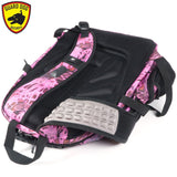 Guard Dog Security Bulletproof Backpack Pinkout Camo