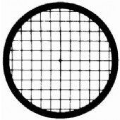 Veco grids, square mesh with center reference