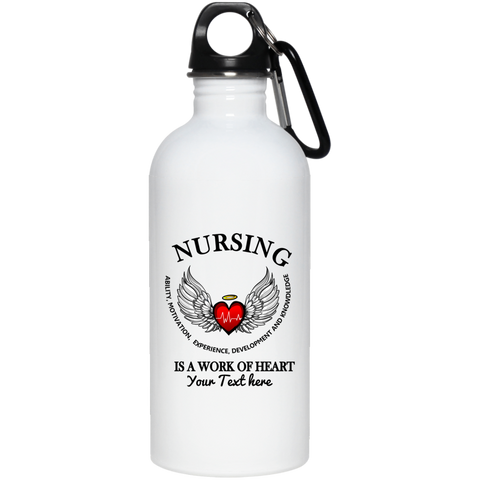 Portable Water Bottle for Nurse