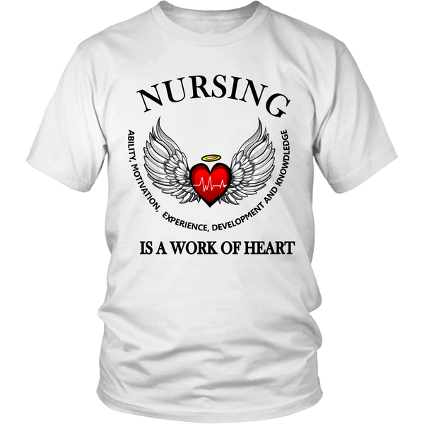 Nurse District unisex Shirt