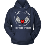 Nurse Hoodies and Sleeve Shirts