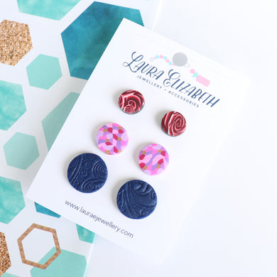 Clay Stud Pack