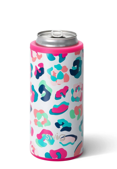 Swig Skinny Can Cooler: Party Animal