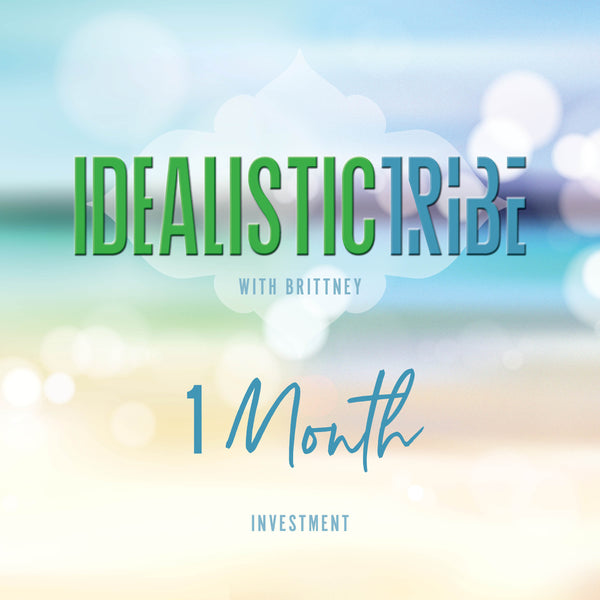 Idealistic Tribe Subscription - 1 Month