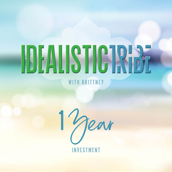 Idealistic Tribe Subscription - 1 Year