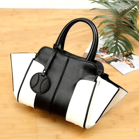 Fanah Leather Bag Woman Lady Handbag 2018 Quality Tote Bag Office Bag Single Shouler Bag FNB1802008
