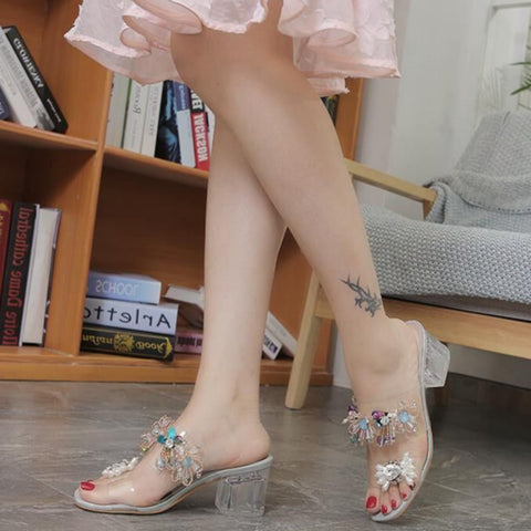Fanah 2018 Fashion Shoes Sandal Woman Shoes Lady Girl Quality Office Summer FNS1803019
