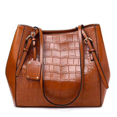 Fanah Hotsales New Style Woman Handbag PU Toto Bag 2018 Single Shouler Bag Office Bag FNB1801007