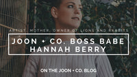 One Badass Businesswoman, Mother, and Artist - Hannah Berry