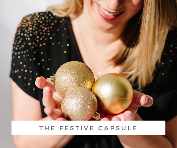 The Festive Capsule Wardrobe | Joon + Co. Modern Style, Ethical Fashion