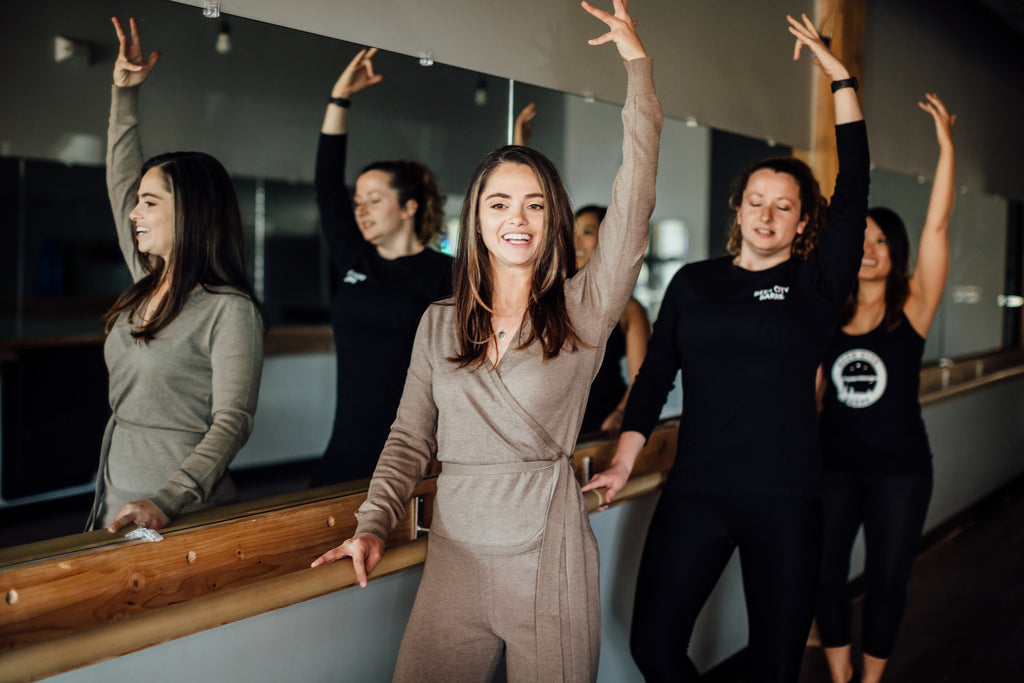 Beer City Barre | Joon + Co. | Boss Babe - Cori Williams