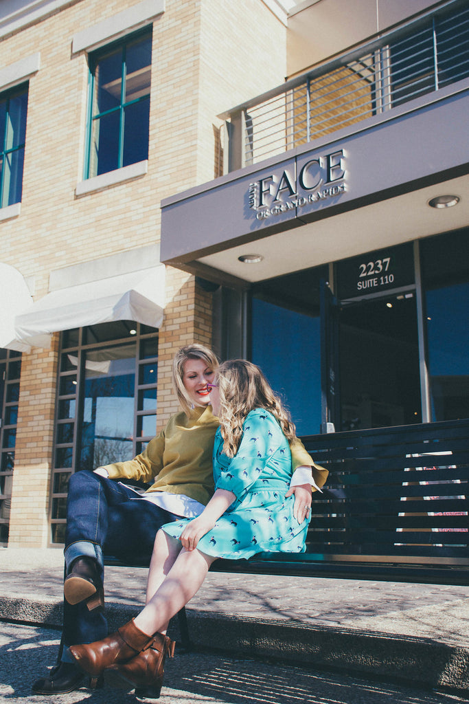 Jenna Rice - About Face Grand Rapids | Joon + Co. Boss Babe - Mom Edition
