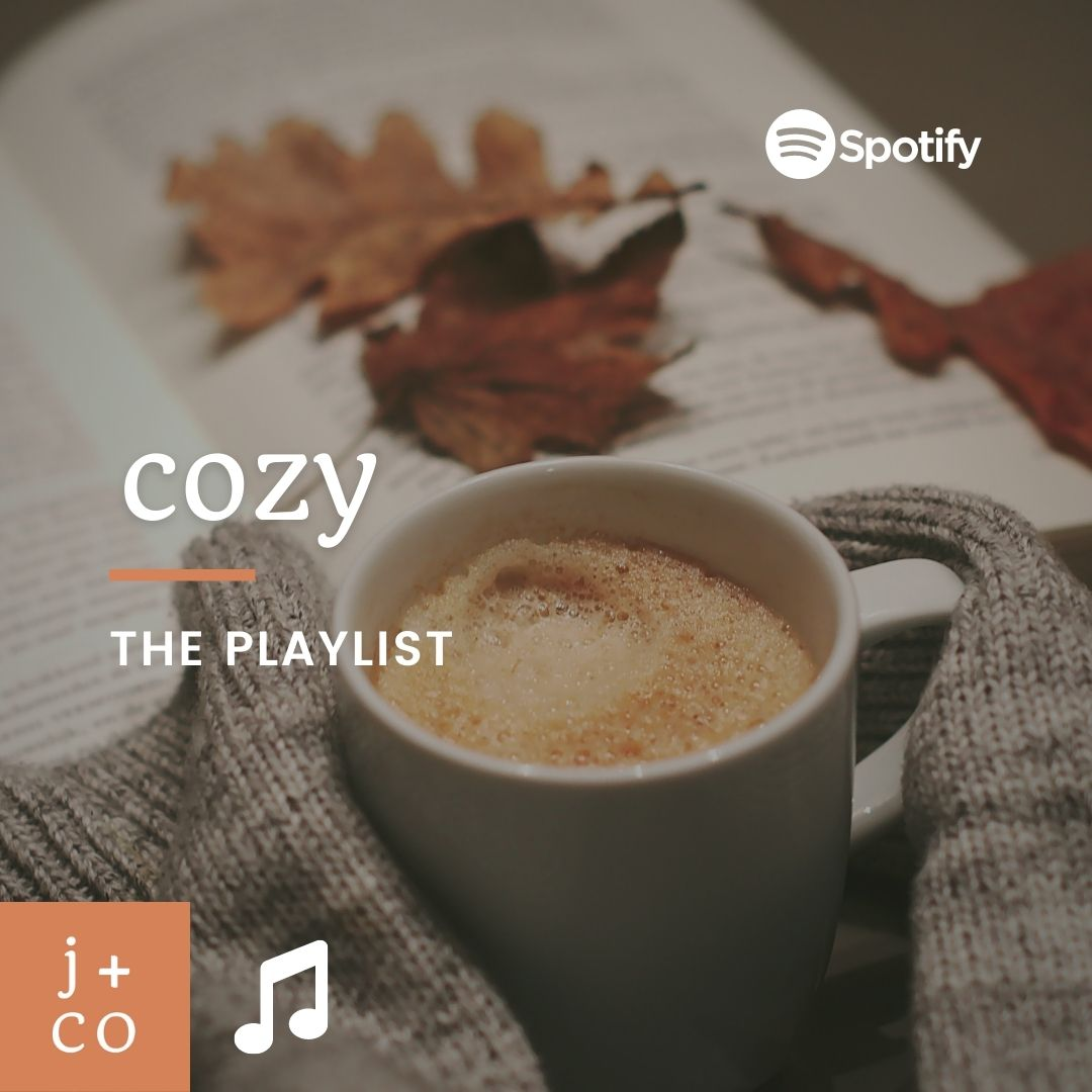 Spotify Playlist: Cozy