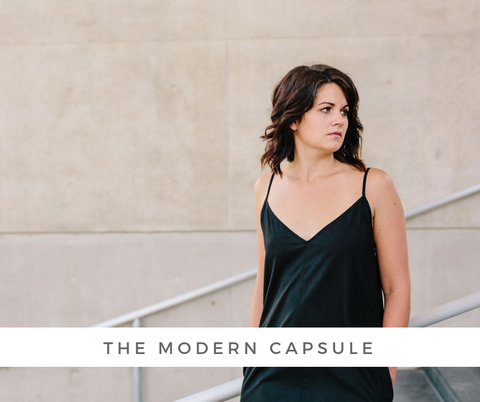The Modern Capsule Wardrobe | Joon + Co. Ethical Fashion