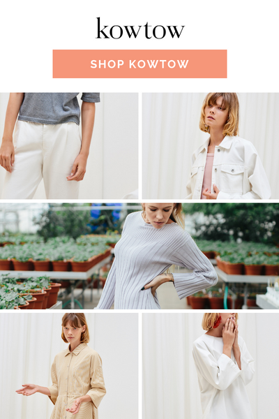 Kowtow | Joon + Co. - Ethical Fashion Capsule Wardrobes for Remarkable Women