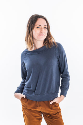 Groceries Apparel - Ashland Raglan