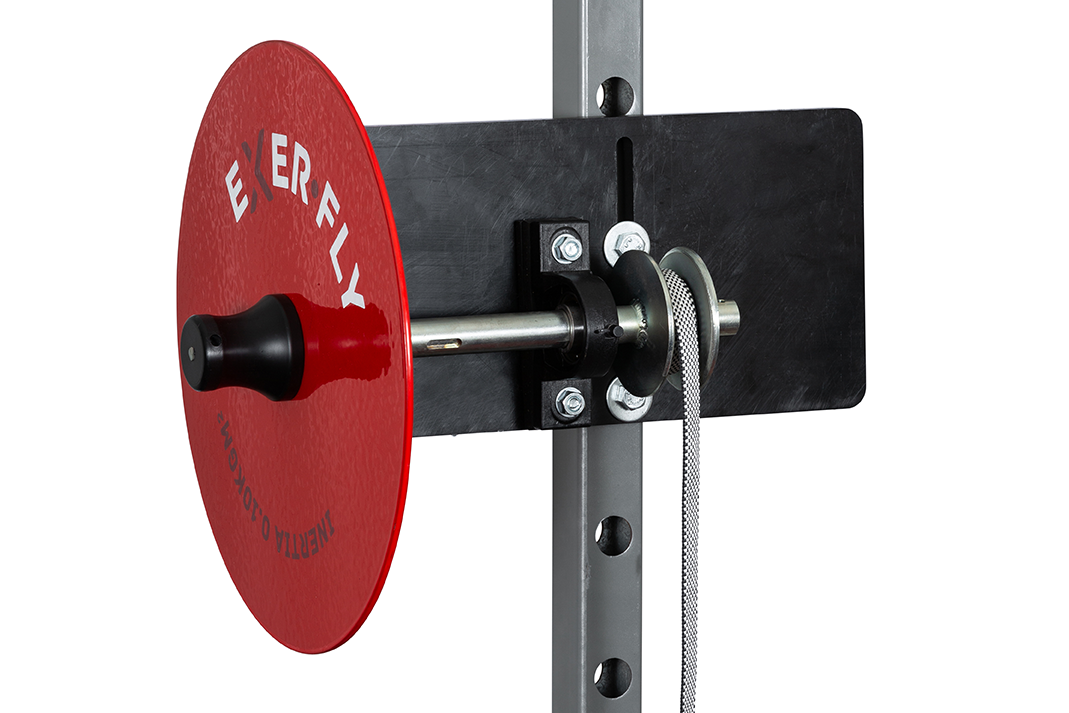 Exerfly Rack-Mount Starter