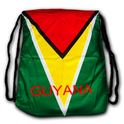 Drawstring Guyana Bag