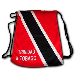Drawstring Trinidad & Tobago Bag